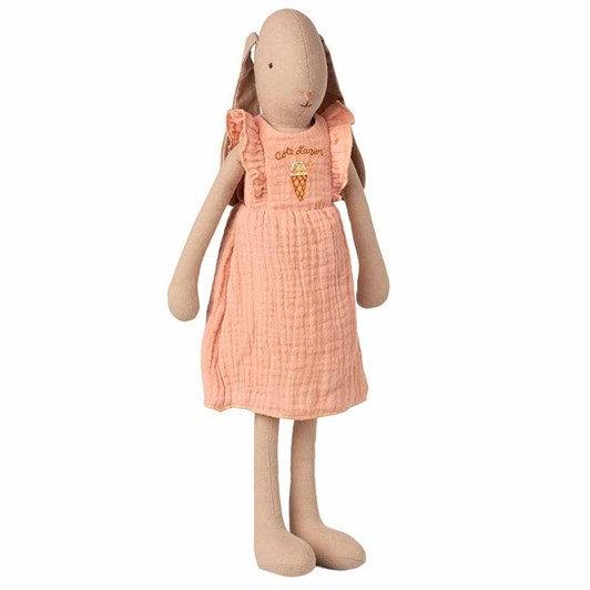 Maileg Bunny Size 3 Dress Rose