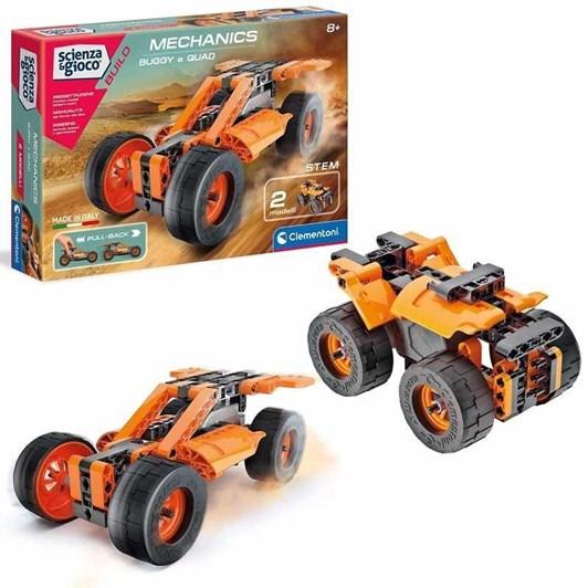 Technologic Mechanics Laboratory-Buggy & Quad Pull Back (2021)
