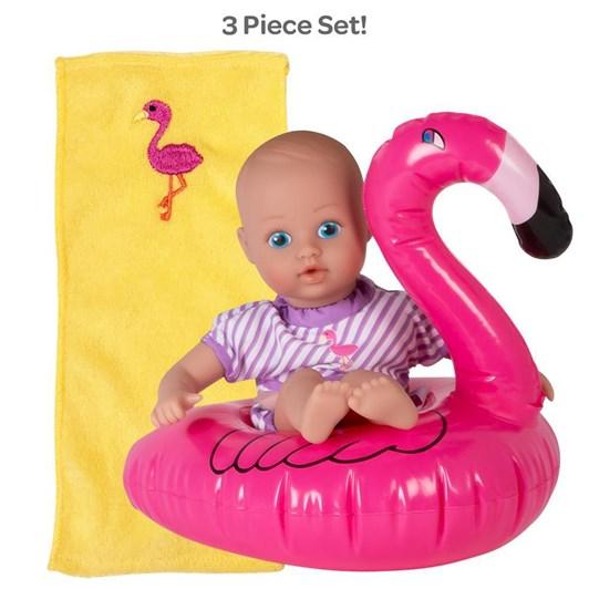 Adora Splashtime Baby Tot Fun Flamingo