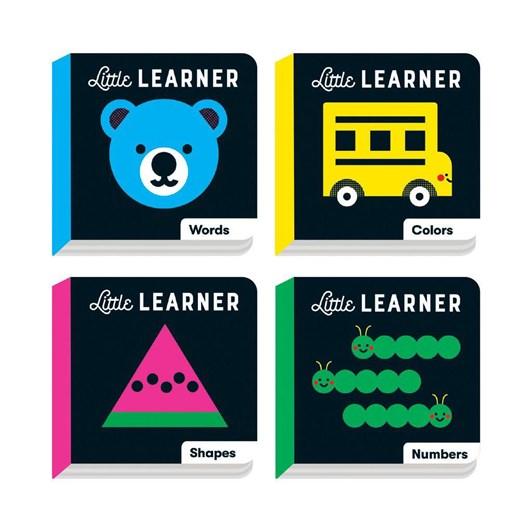 Mudpuppy Little Learner Board Book Set