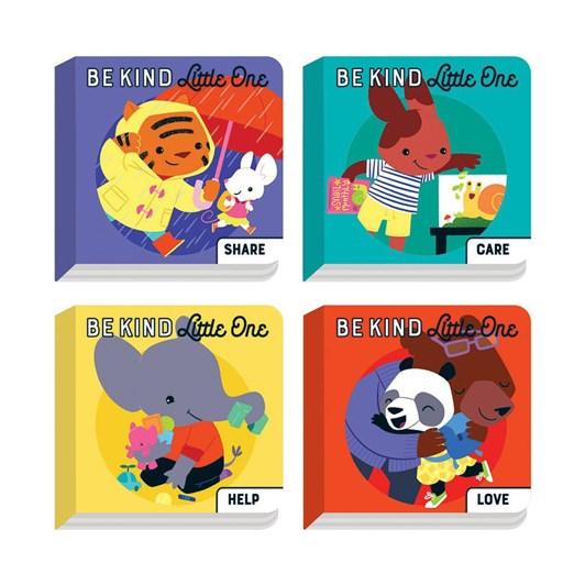 Mudpuppy Be Kind Little One Board Book Set
