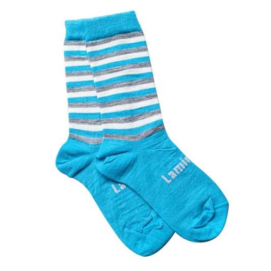 Lamington Socks Sky Crew Socks 2-4Y