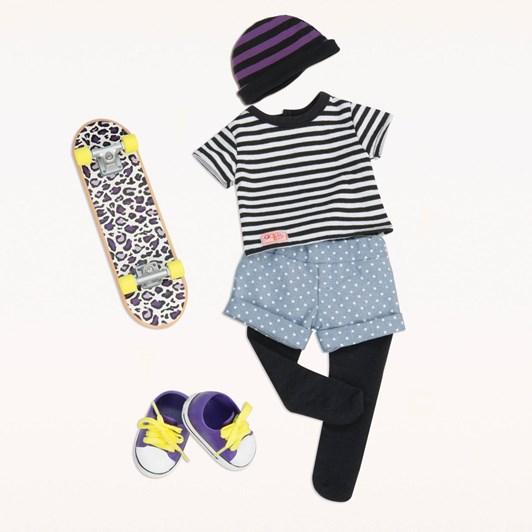 Our Generation Dolls Regular Outfit - Skater