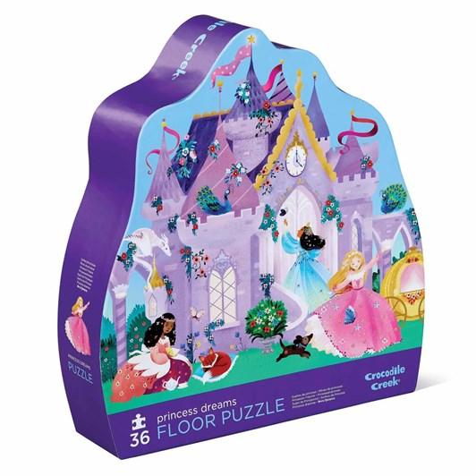 Croc Creek 36Pc Floor Puzzle Princess Dreams O