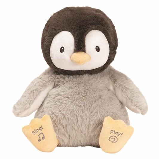 Gund Kissy Penguin Animated Plush