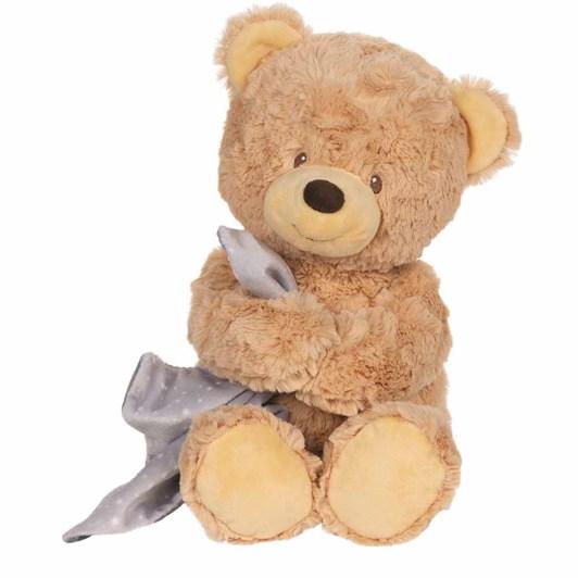 Gund Sweet Sounds Lullaby Bear (Brahm's Lullaby Bear)