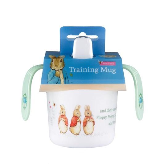 Peter Rabbit Beatrix Potter Training Mug 250Ml