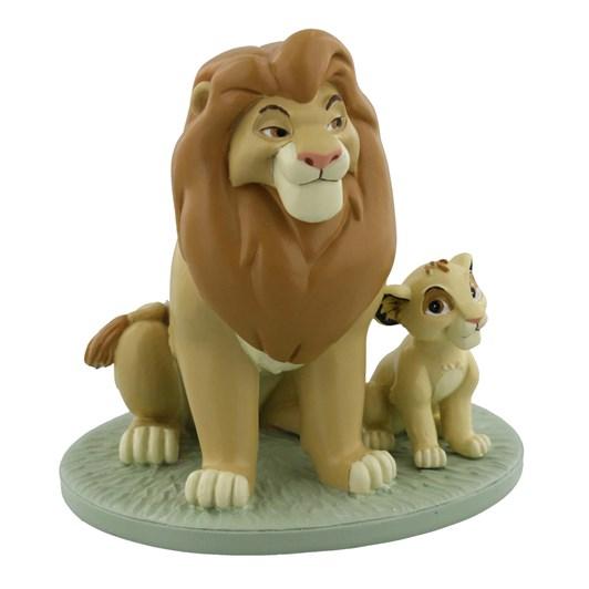 Disney Gift Collections Figurine: Mufasa & Simba 'My Daddy Is King'