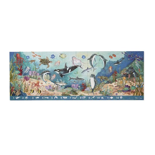 Melissa & Doug Search & Find Beneath The Waves 48Pc