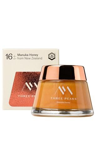 Three Peaks Manuka Honey UMF 16+ 200g