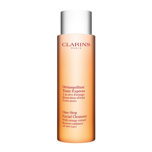 Clarins One-Step Facial Cleanser with Orange Extract - All Skin Types 200ml
