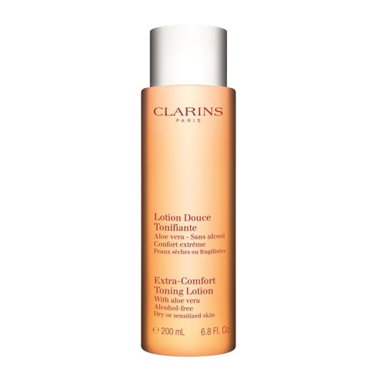Clarins Extra Comfort Toning Lotion - Dry/Sensitive Skin 200ml