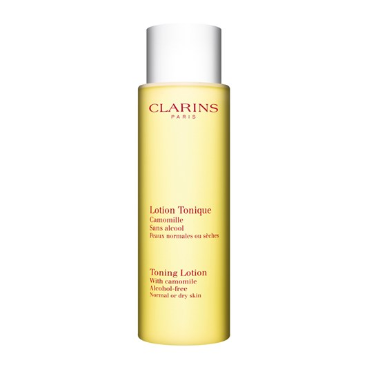 Clarins Toning Lotion with Camomile Alcohol Free - Dry/Normal Skin 200ml