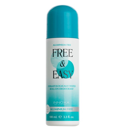 Innoxa Free & Easy Antiperspirant Roll-on Aluminium Free 100ml