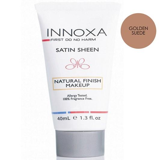 Innoxa Satin Sheen Foundation 40ml Golden Suede