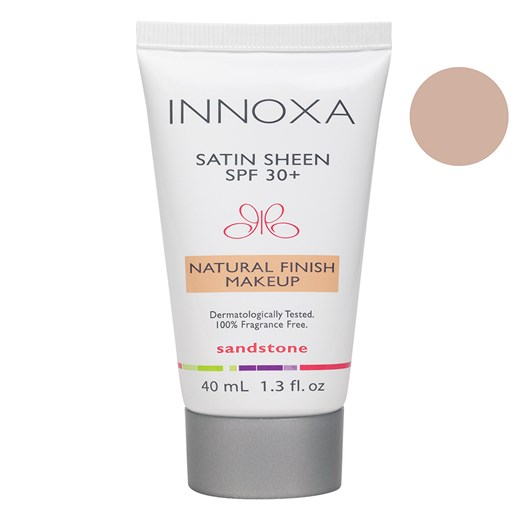 Innoxa Satin Sheen Makeup with SPF30+ Sandstone