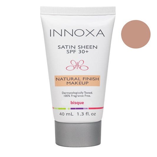 Innoxa Satin Sheen Makeup with SPF30+ - Bisque