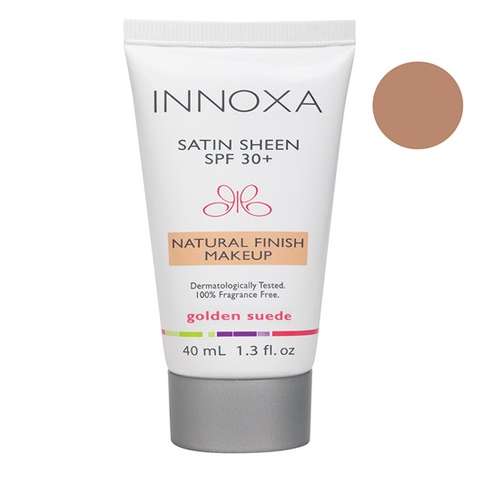 Innoxa Satin Sheen Makeup with SPF30+ - Golden Suede