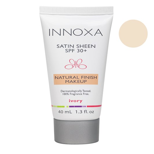 Innoxa Satin Sheen Makeup with SPF30+ Ivory