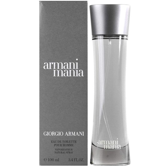 Armani Mania Eau de Toilette Spray 100ml