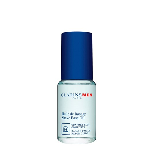 Clarins Men Shave Ease 2-in-One Oil  30mL