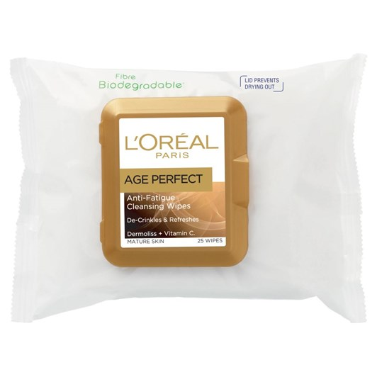 L'Oreal Paris Age Perfect Wipes