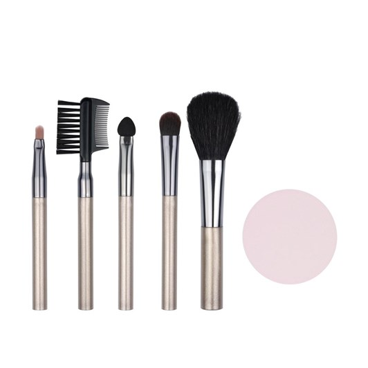 QVS 5 Piece Cosmetic Brush Set