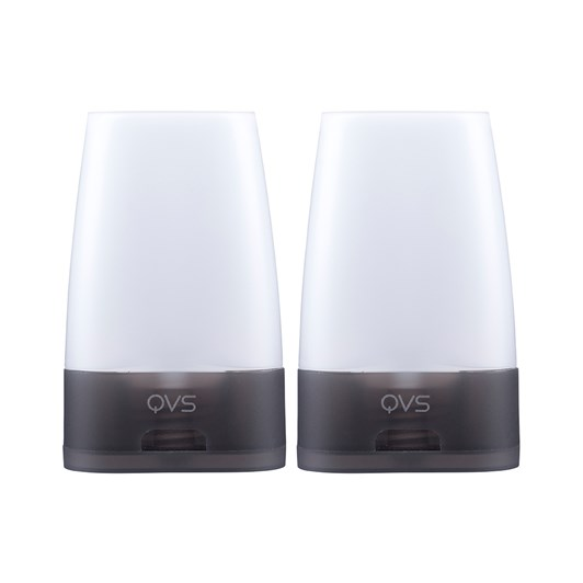 QVS Cosmetic Travel Bottles Set of 2