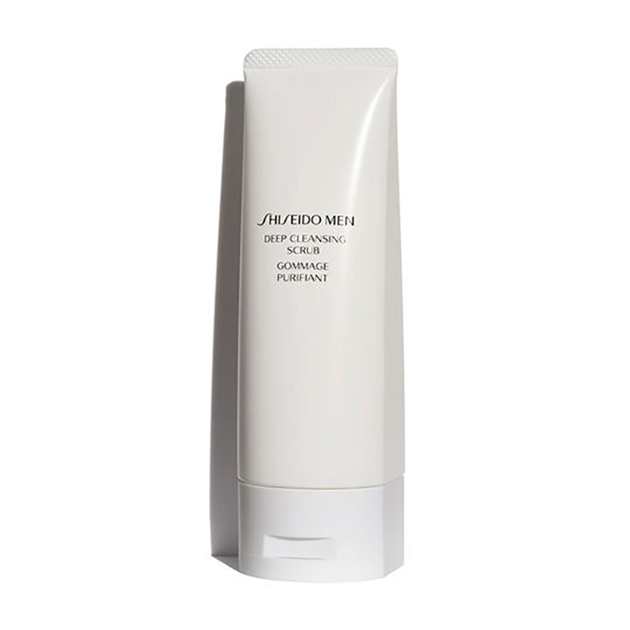 Shiseido Men Deep Cleansing Scrub 125ml -