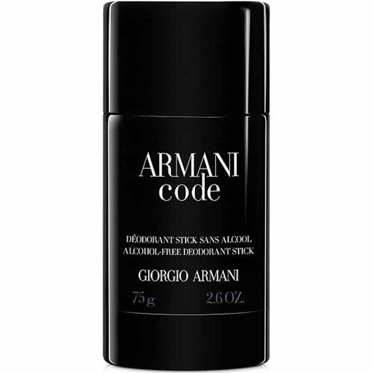 Armani Code Men Deodorant Stick 75g