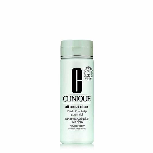 Clinique All About Clean Liquid Facial Soap Extra-Mild 200ml