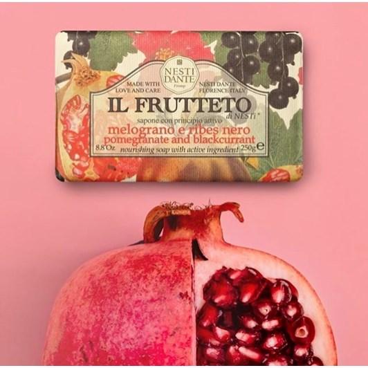 Nesti Dante IL Frutteto Pomegranate & Blackcurrant 250g