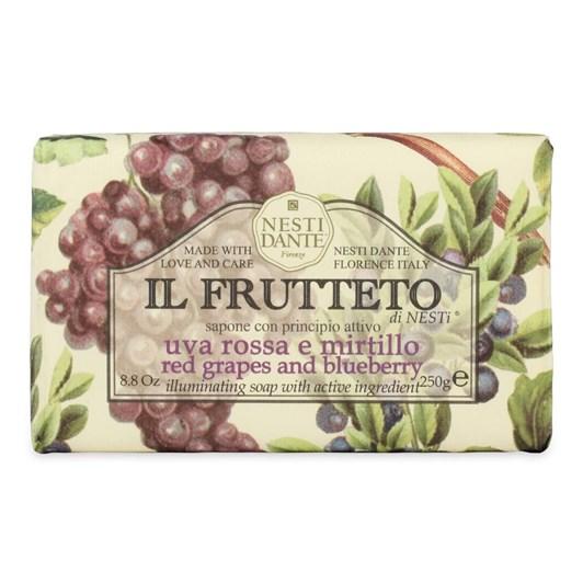Nesti Dante IL Frutteto Red Grape & Blueberry Soap 250g