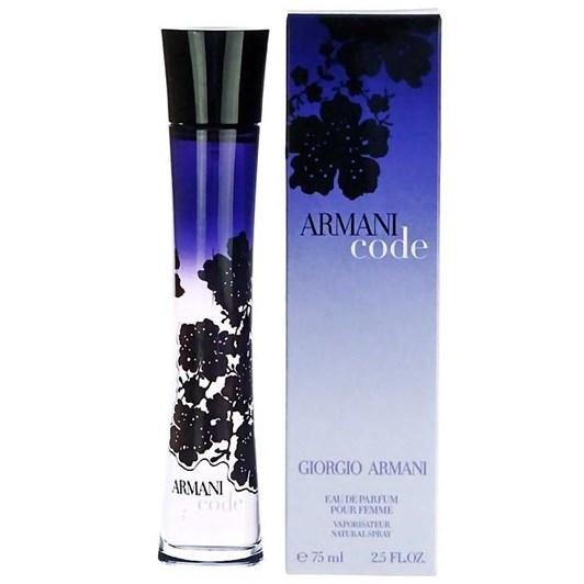 Giorgio Armani Code Eau de Parfum Spray 75ml