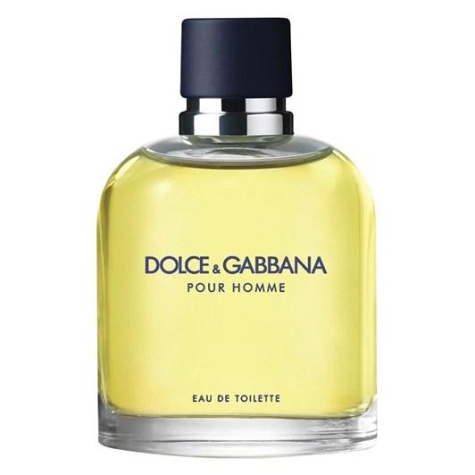 Dolce&Gabbana Pour Homme Eau de Toilette 75ml