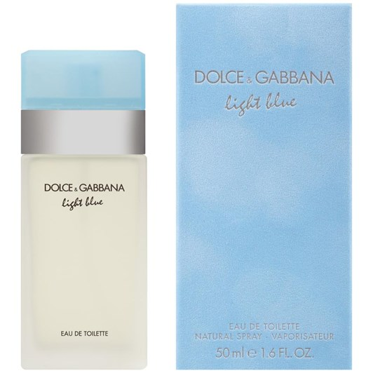 Light Blue EDT 50ml
