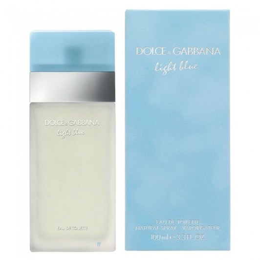 D&G Light Blue EDT 100ml