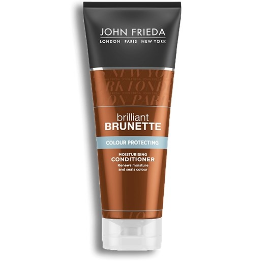 John Frieda Brilliant Brunette Moisturising Conditioner 250ml