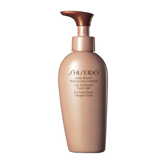Shiseido Daily Bronze Moisturizing Emulsion 150ml