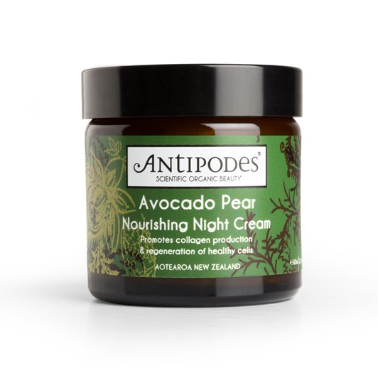 Antipodes Avocado Pear Night Nourishing Cream 60ml