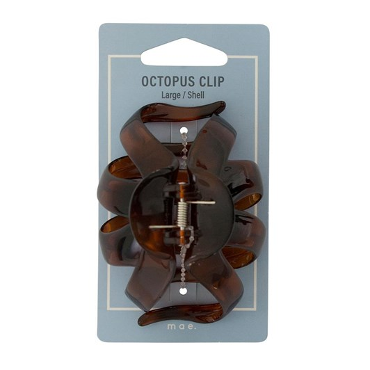 Mae Octopus Clip Large Shell