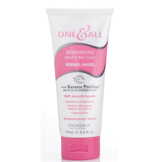 Innoxa One & All Hand Cream Normal Hands 75ml