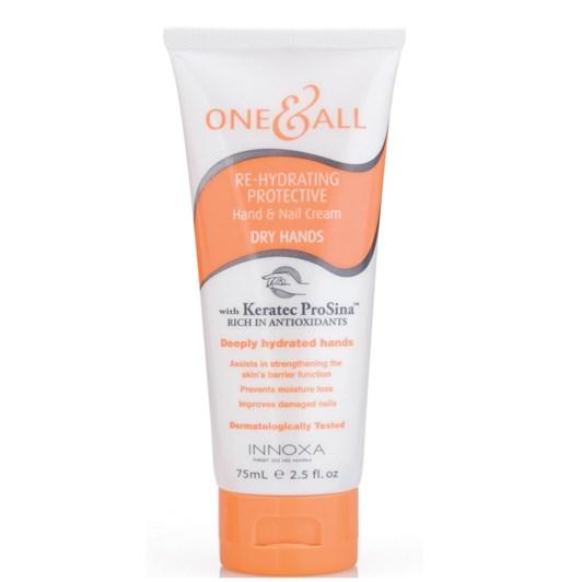 Innoxa Re-Hydrating Hand Cream 75ml - Dry