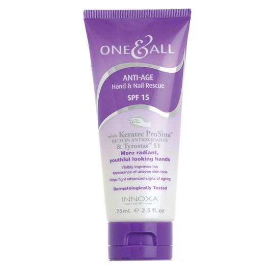 Innoxa SPF15 Antiage Hand Cream 75ml