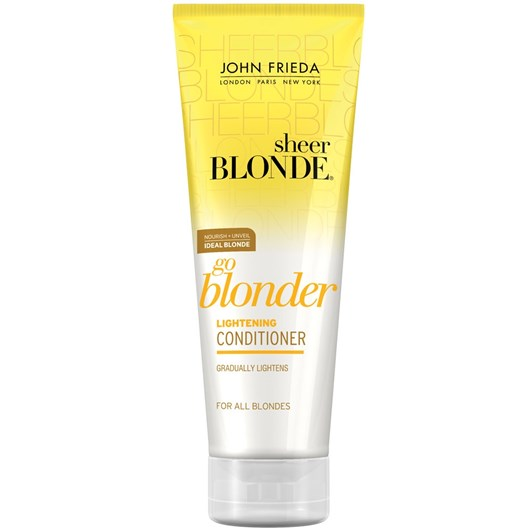 John Frieda Sheer Blonde Go Blonder Conditioner 250ml