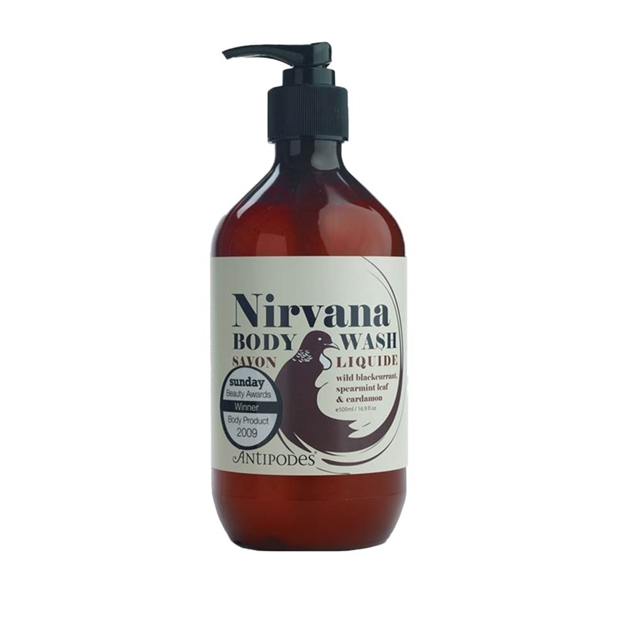 Antipodes Nirvana Hand & Body Wash 500ml -