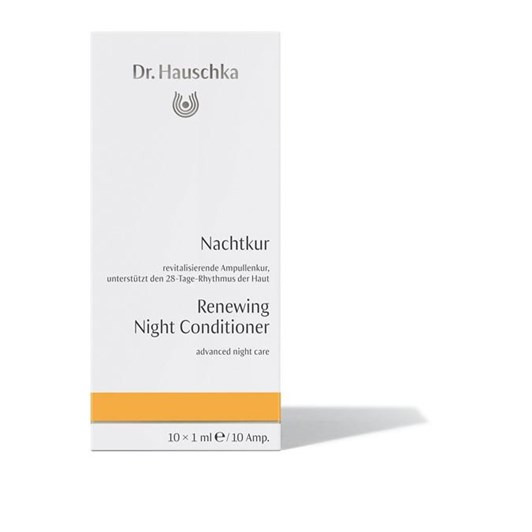 Dr Hauschka Renewing Night Conditioner 10amps