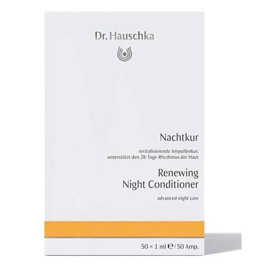 Dr Hauschka Renewing Night Conditioner 50amps