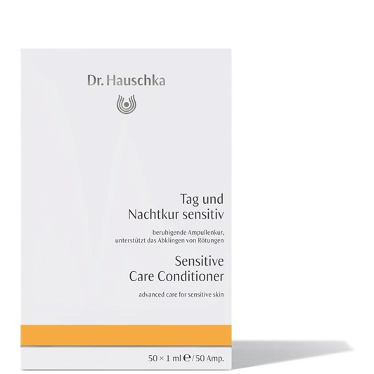 Dr Hauschka Sensitive Care Conditioner 50 x 1ml