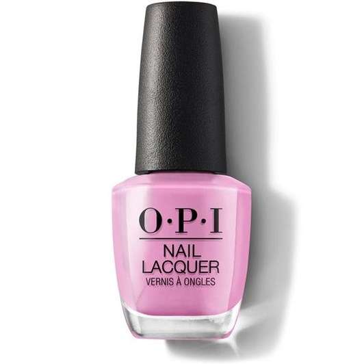 OPI Nail Lacquer Lucky Lucky Lavender 15 ml